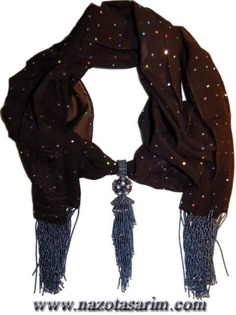 Bulk shawl