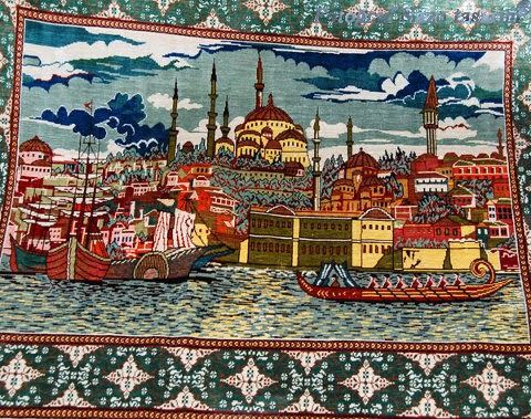 Istanbul patterned