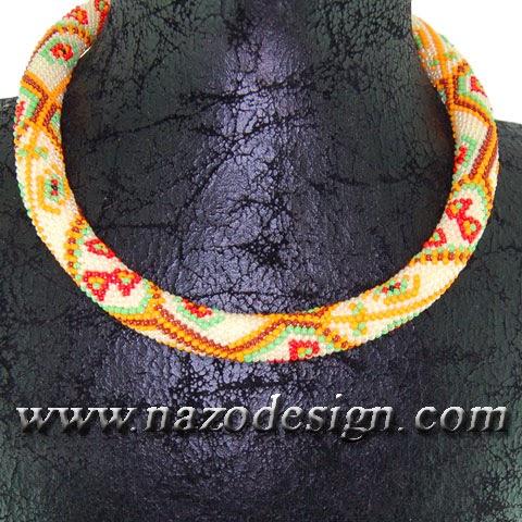 Rug weaving pattern