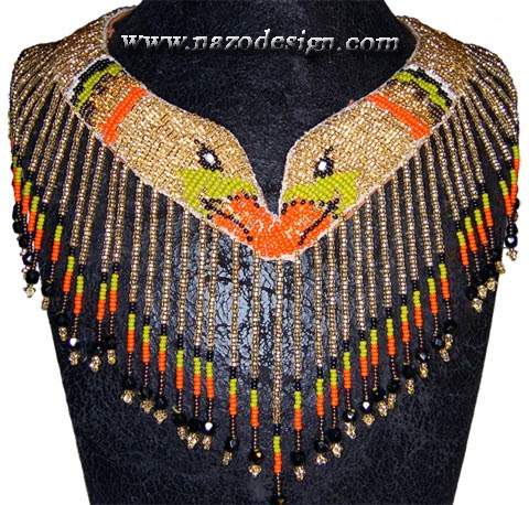 Birds Collar