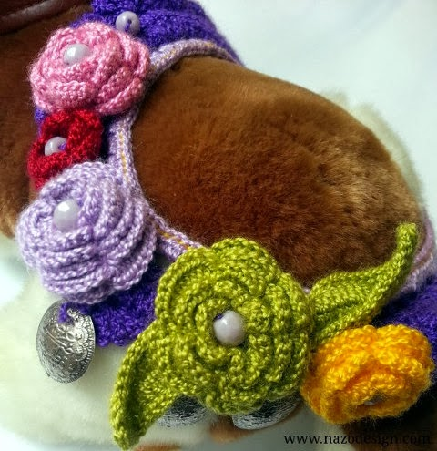 Fluffy Necklace