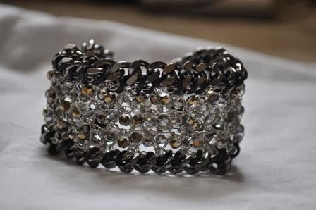 Kristal bracelet