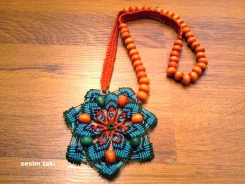Makrame Necklace