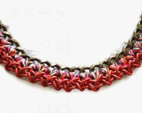 Crochet chain