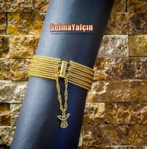 Beadwork Golden