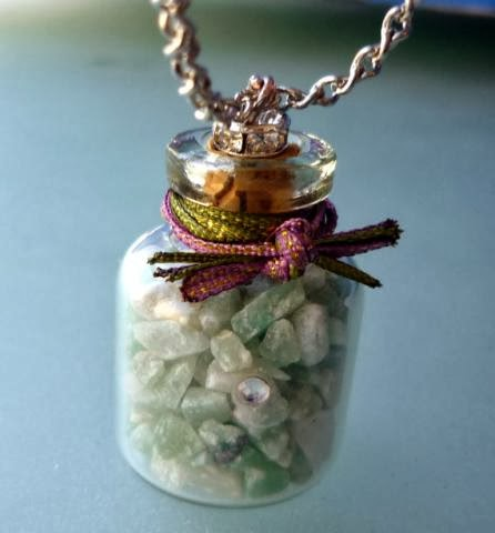 Naturel Stone Necklace