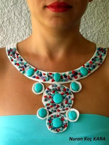 Turkuaze Necklace