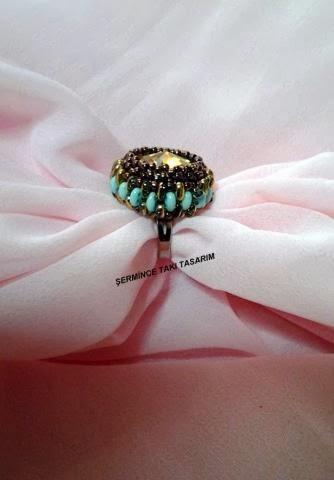 Christmas Gifts Handmade Rings