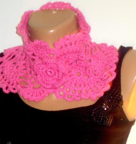Women - Pink - Scarf