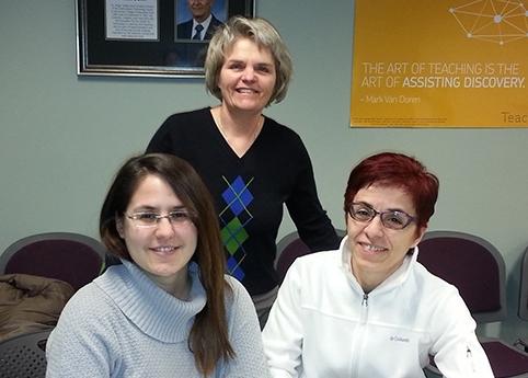 Iowa State student empowers Turkish women using technology